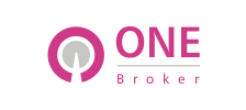 One Broker logo